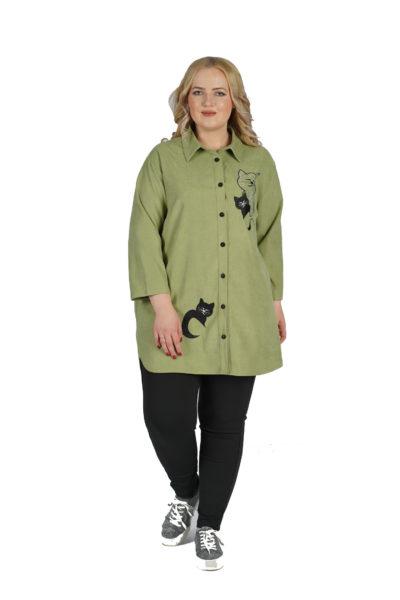Рубашка Блеск, лосины Nice