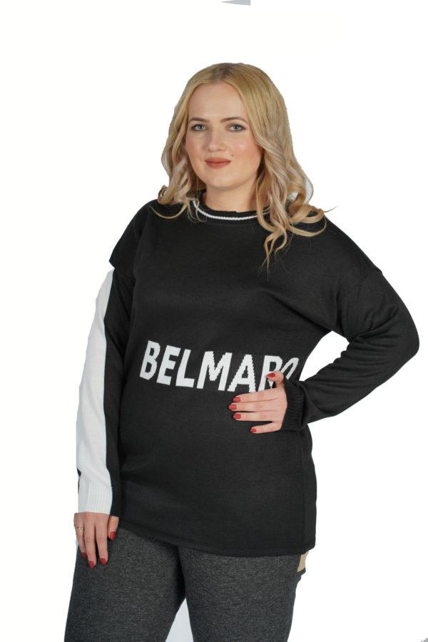 Кофта BelMaRo (черный)