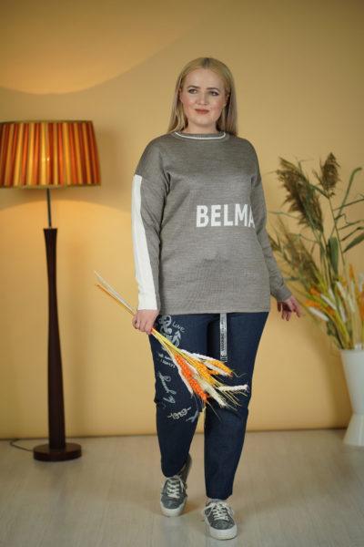 Кофта BelMaRo, джинсы Якорь