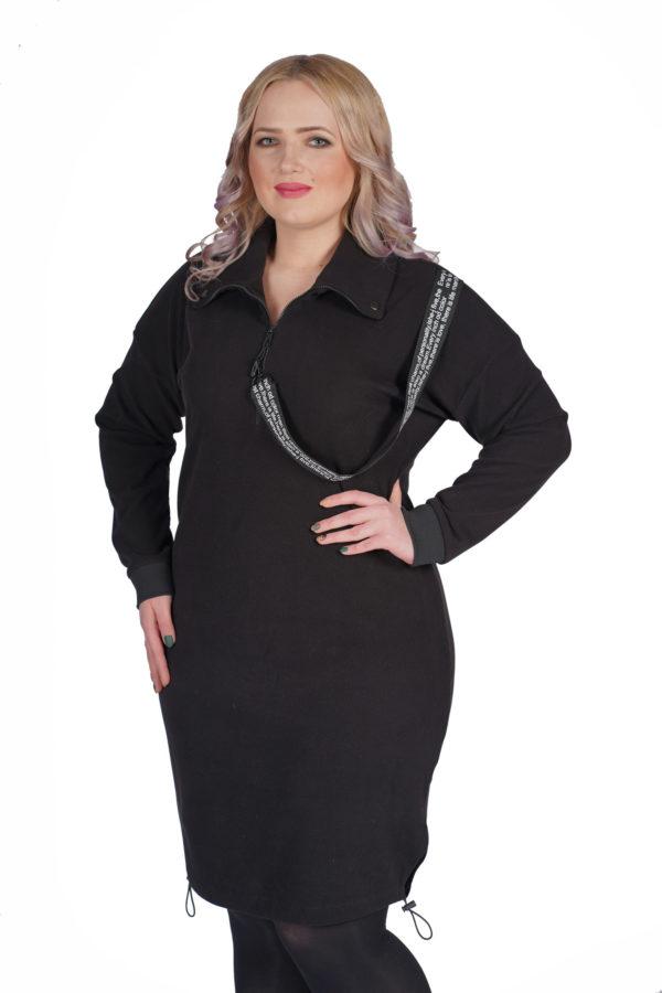 Платье Марьяна (черный)