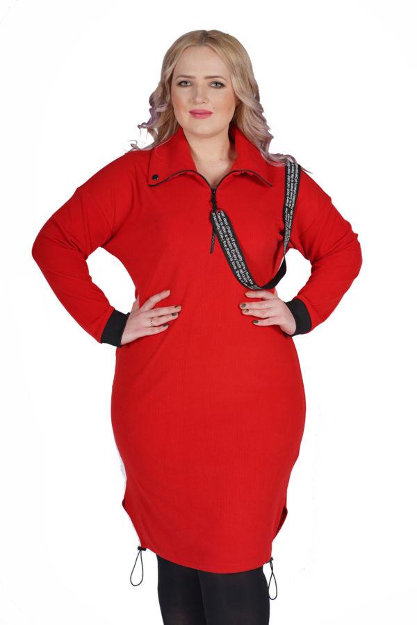 Платье Марьяна (красный)