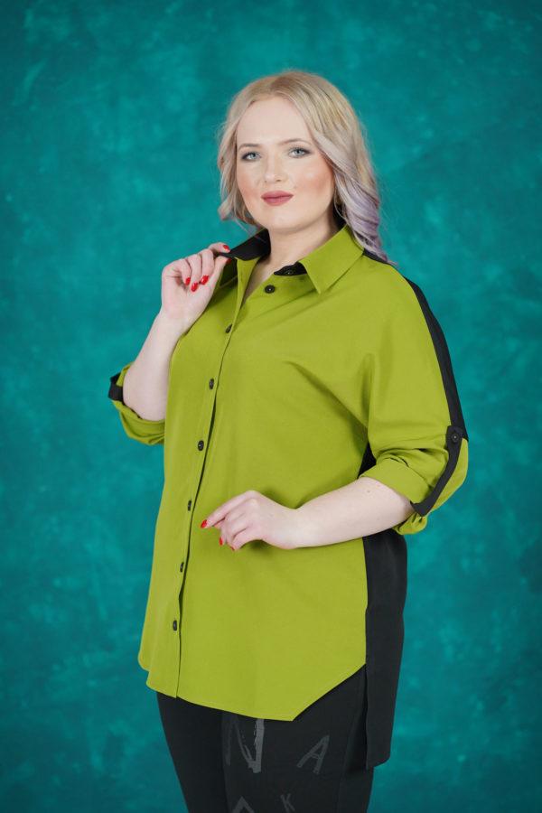 Рубашка Дерево (Зеленый)