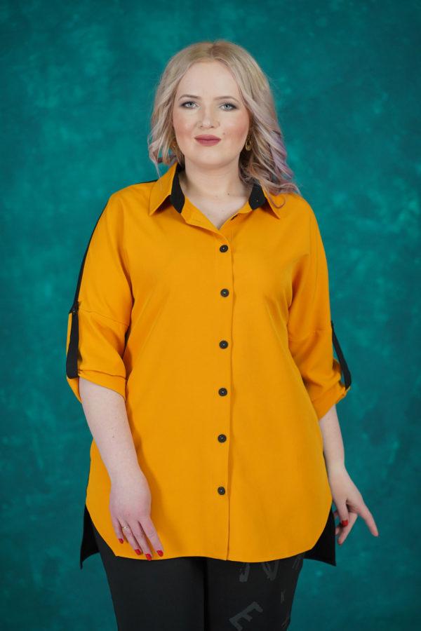Рубашка Дерево (Желтый)