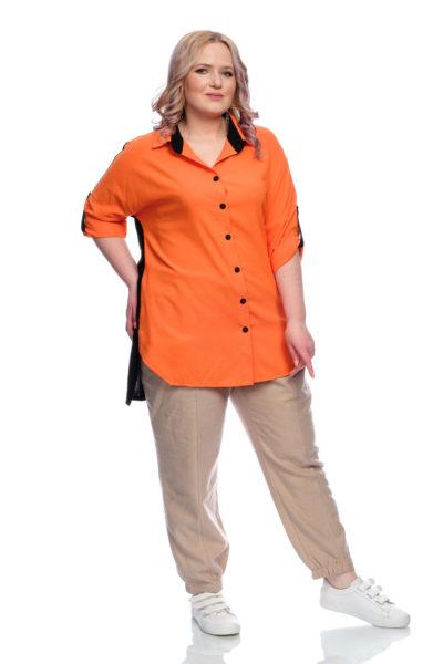 Рубашка Африканка, штаны нев
