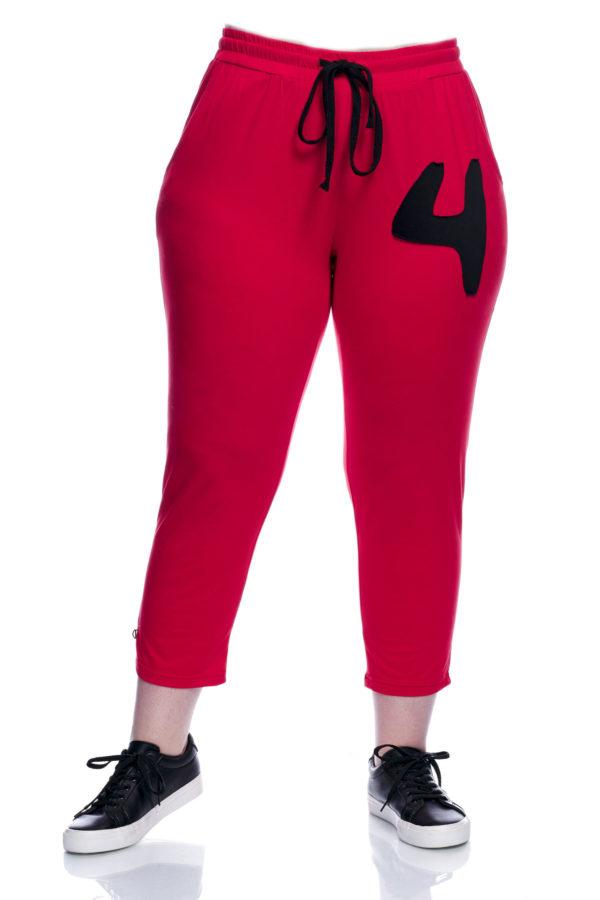 Штаны Н4 (Красный)