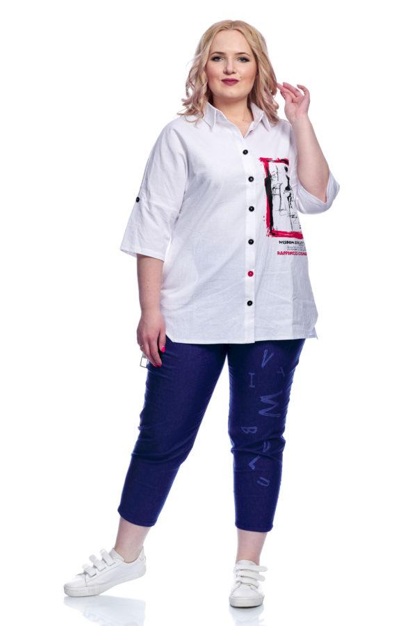 Рубашка Клео (Белый)
