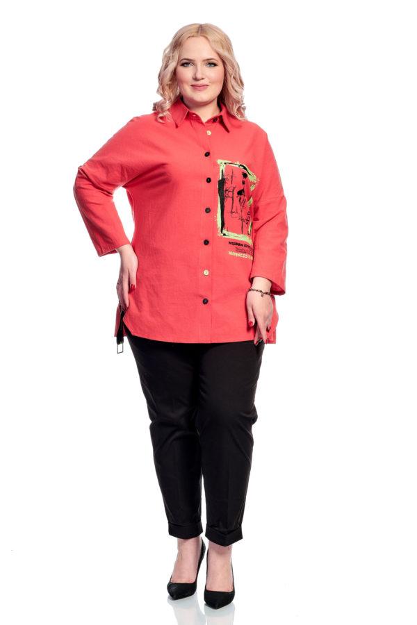 Рубашка Клео (арбуз)