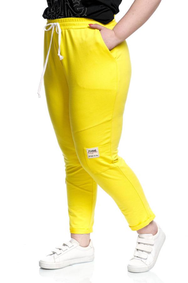 Штаны Ветерок (желтый)