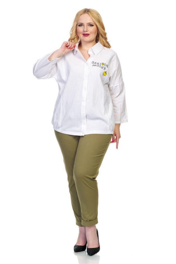 Рубашка Смайл (белый)