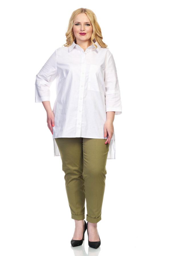 Рубашка Илона (белый)