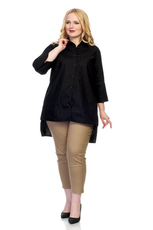 Рубашка Илона (черный)