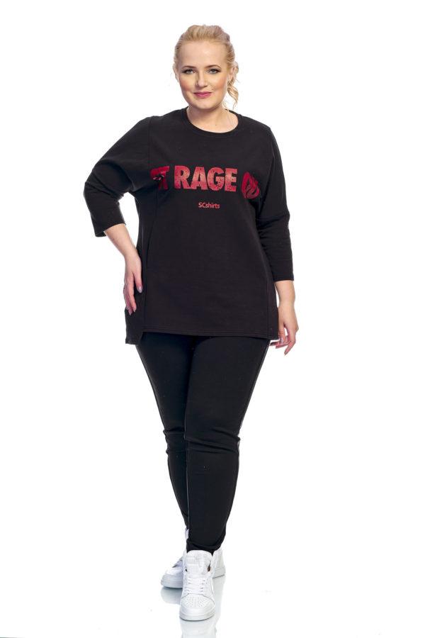 Туника Rage (черный)