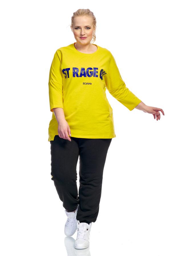 Туника Rage (желтый)