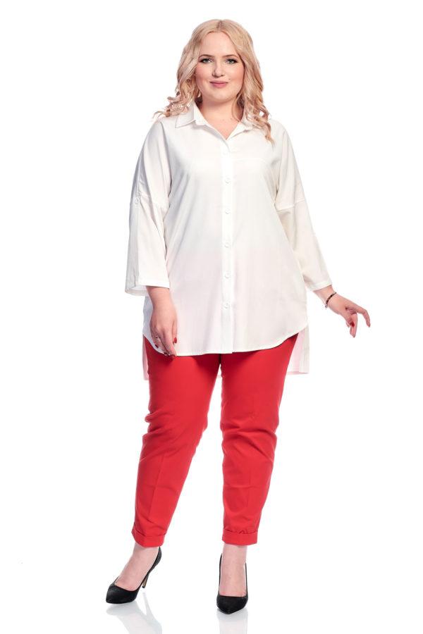 Рубашка Однотон (белый)