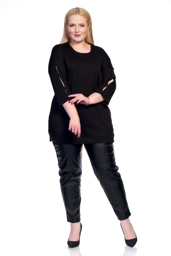 Туника Бусинка (черный)